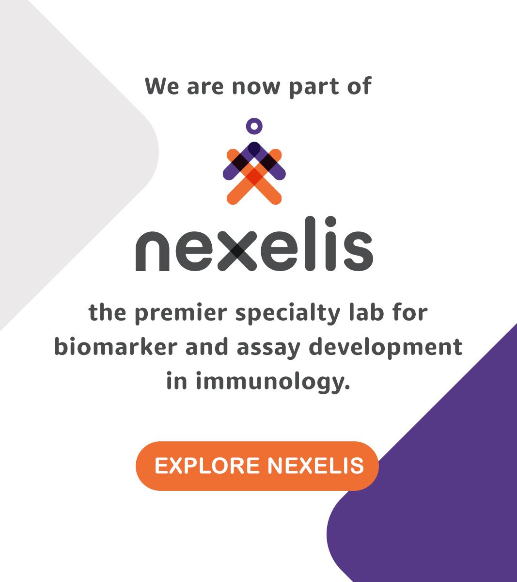 We are now part of Nexelis. Explore Nexelis